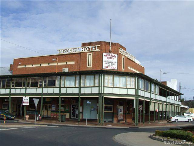 Imperial Hotel Coonabarabran - Accommodation Nelson Bay