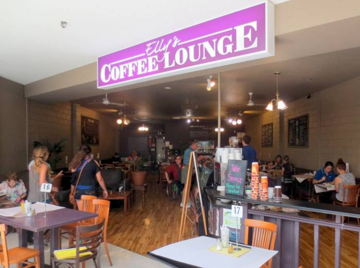 Ellys Coffee Lounge - Accommodation Nelson Bay