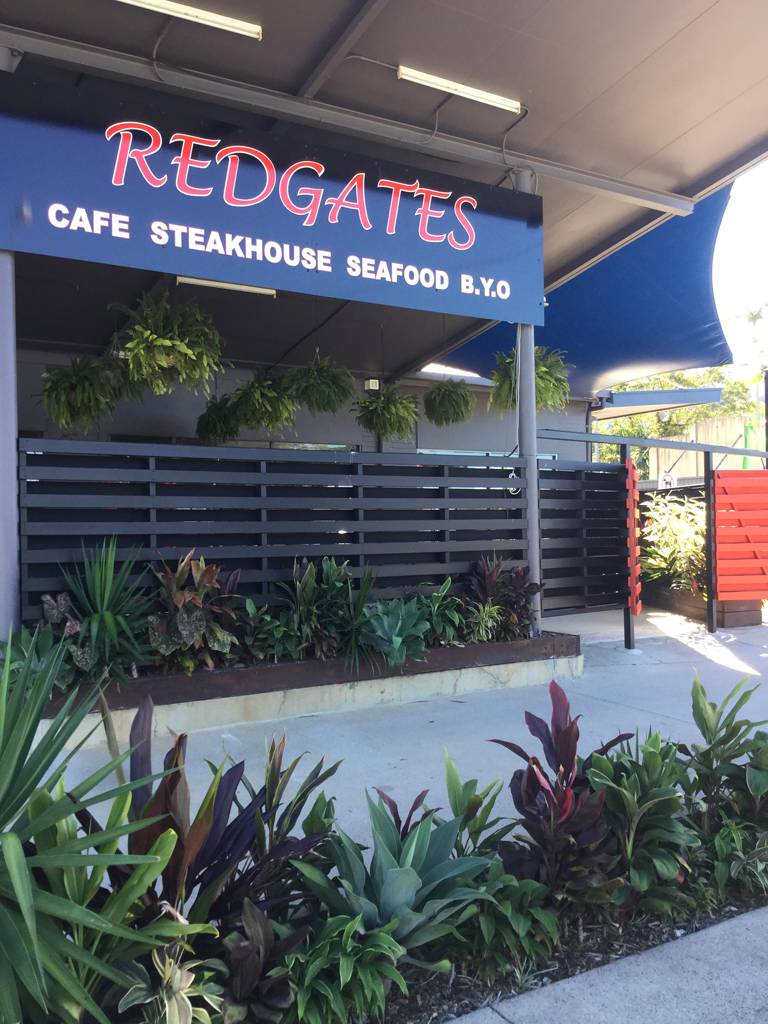 Redgates Caf Steakhouse Seafood - Accommodation Nelson Bay