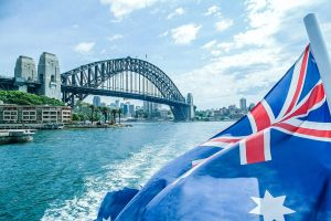 Australia Day Lunch and Dinner Cruises On Sydney Harbour with Sydney Showboats - Accommodation Nelson Bay