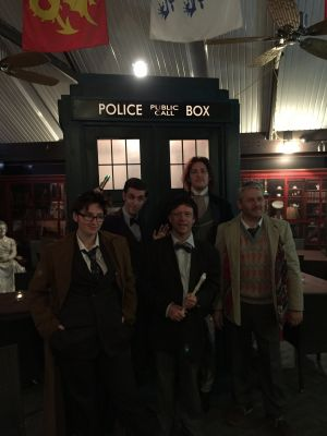 Dr Who Quiz Night - Accommodation Nelson Bay