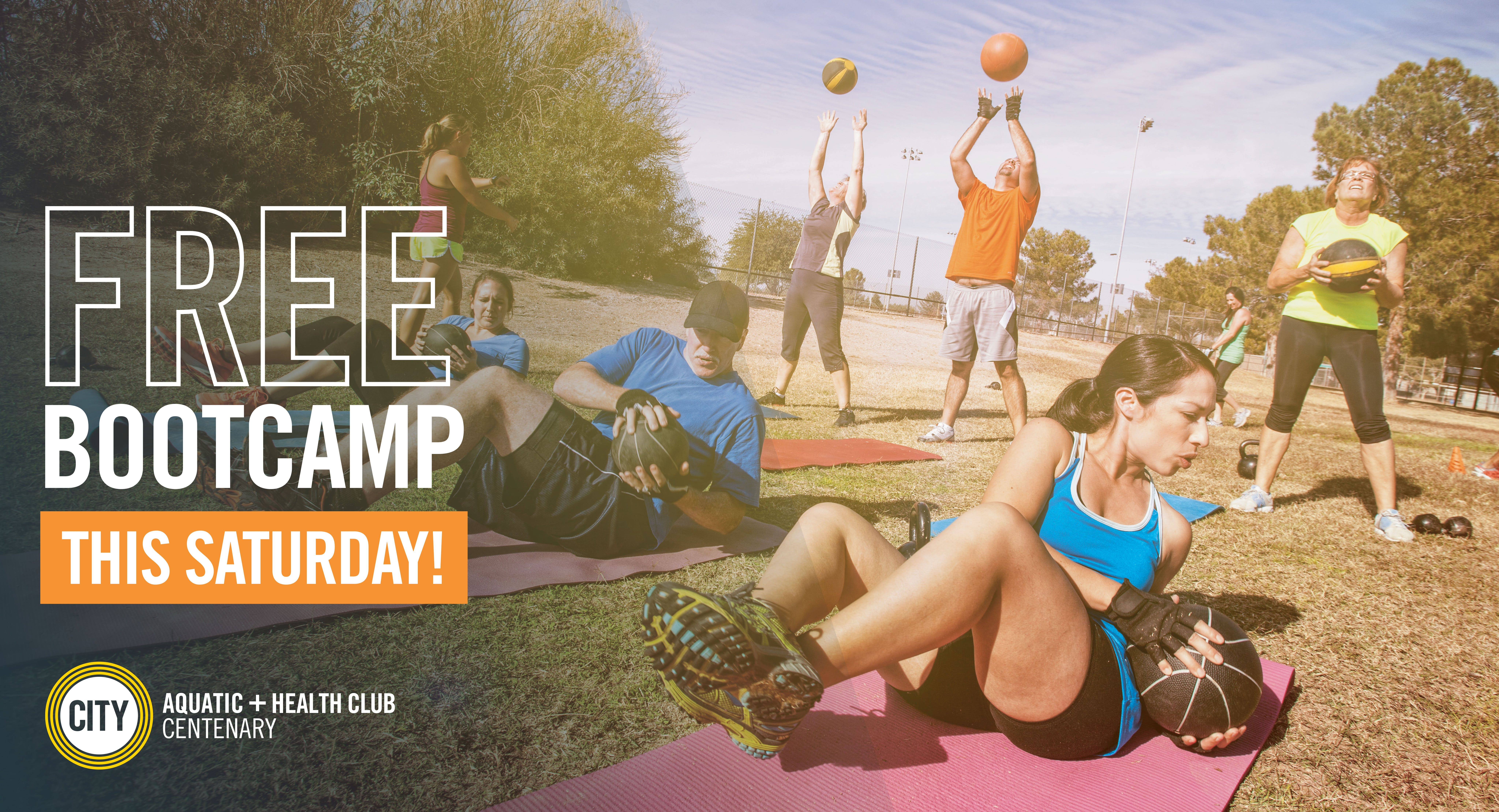 Free City Health Bootcamp - Accommodation Nelson Bay