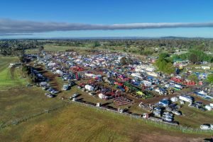 Murrumbateman Field Days - Accommodation Nelson Bay
