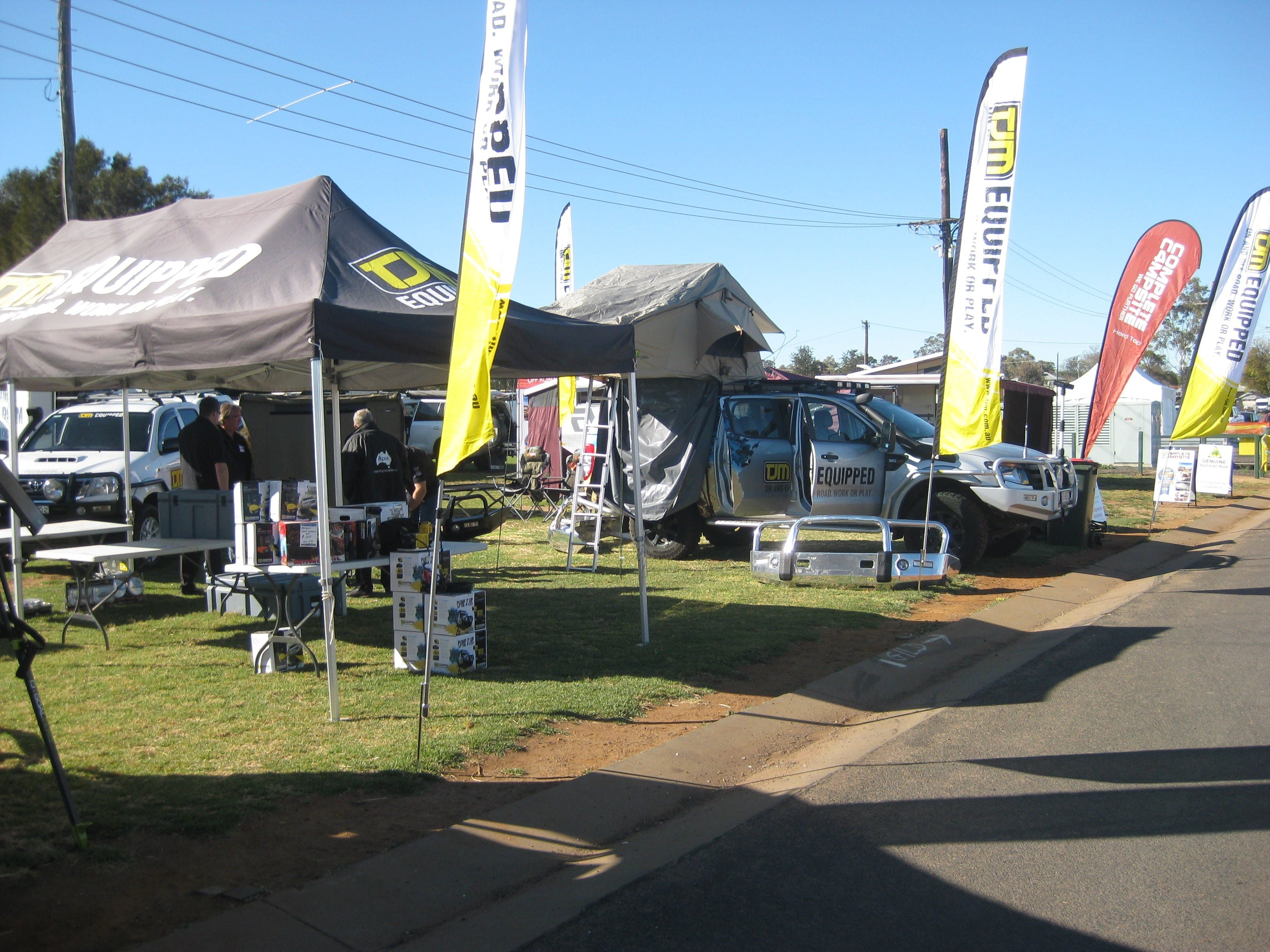 Orana Caravan Camping 4WD Fish and Boat Show - Accommodation Nelson Bay