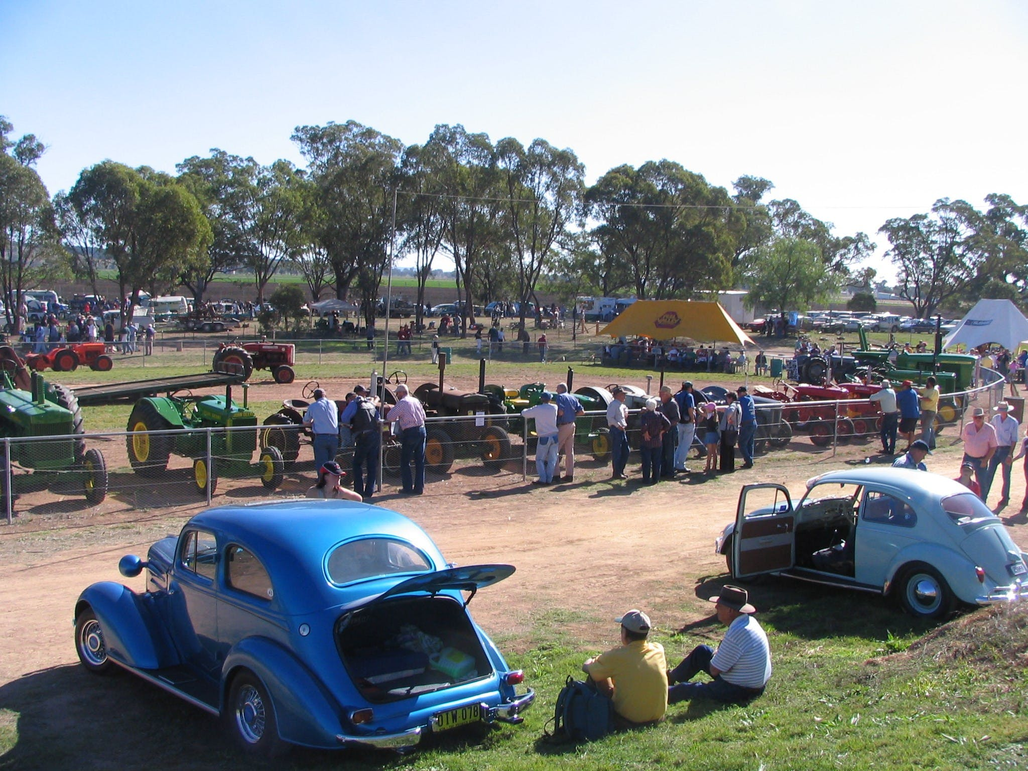 Quirindi Rural Heritage Village - Vintage Machinery and Miniature Railway Rally and Swap Meet - Accommodation Nelson Bay