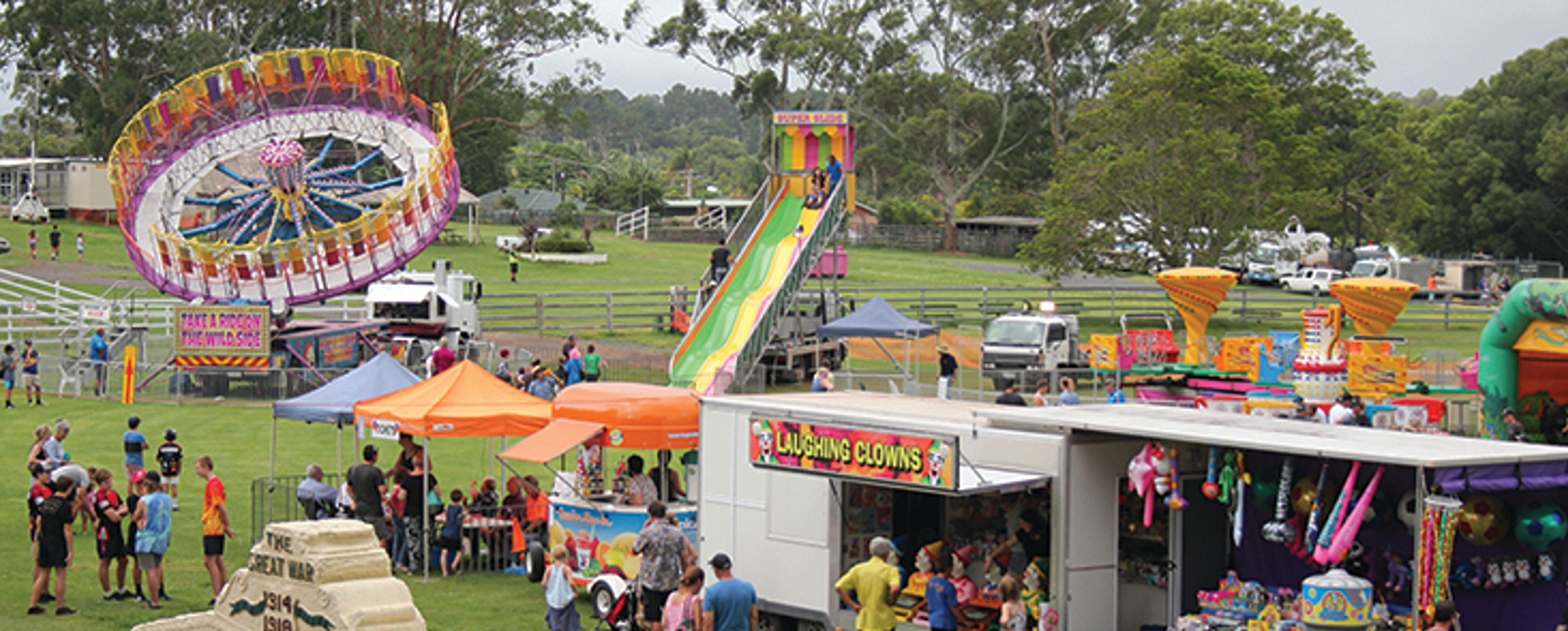 Alstonville Agricultural Society Show - Accommodation Nelson Bay