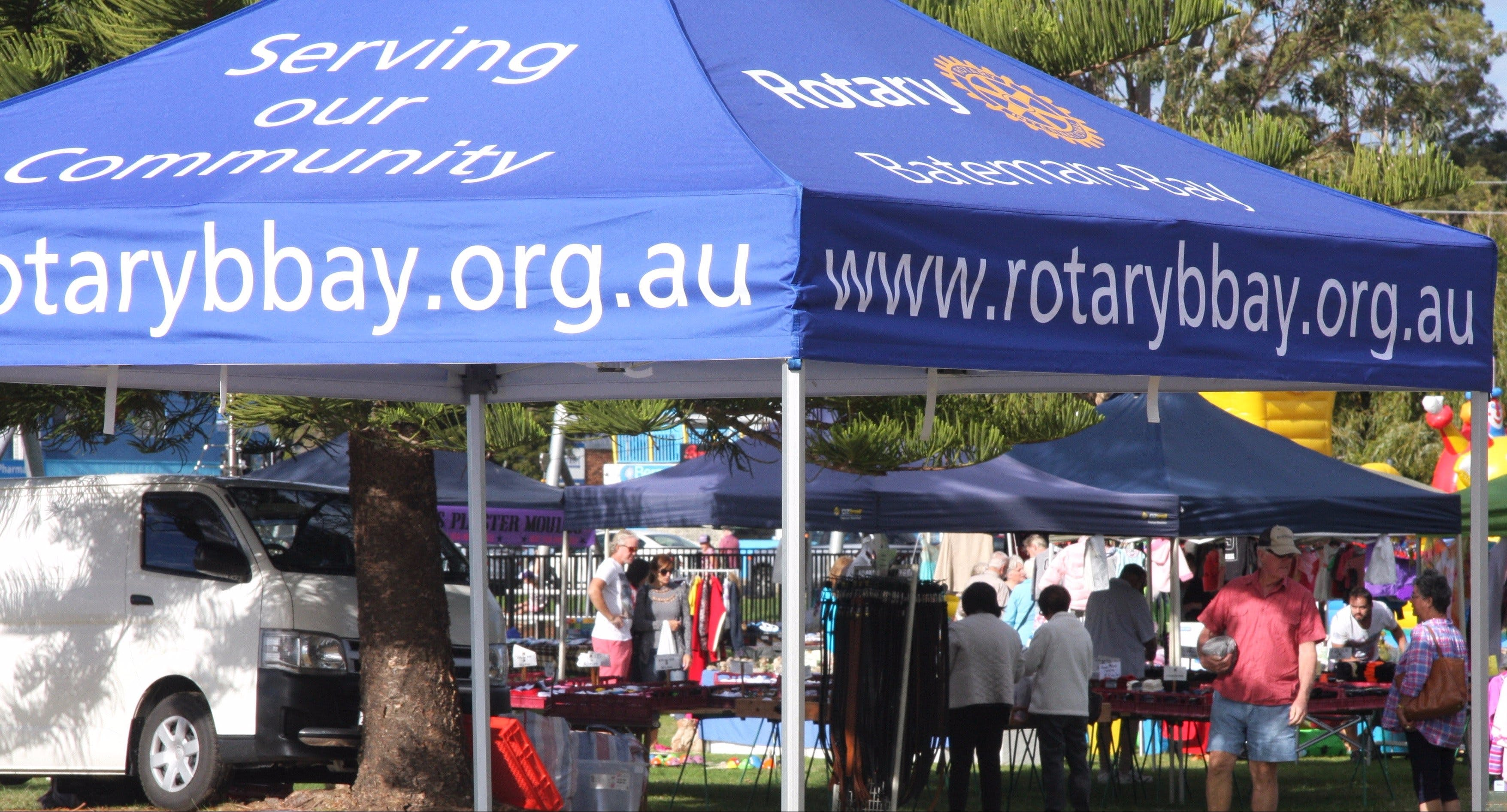 Batemans Bay Sunday Market - Accommodation Nelson Bay