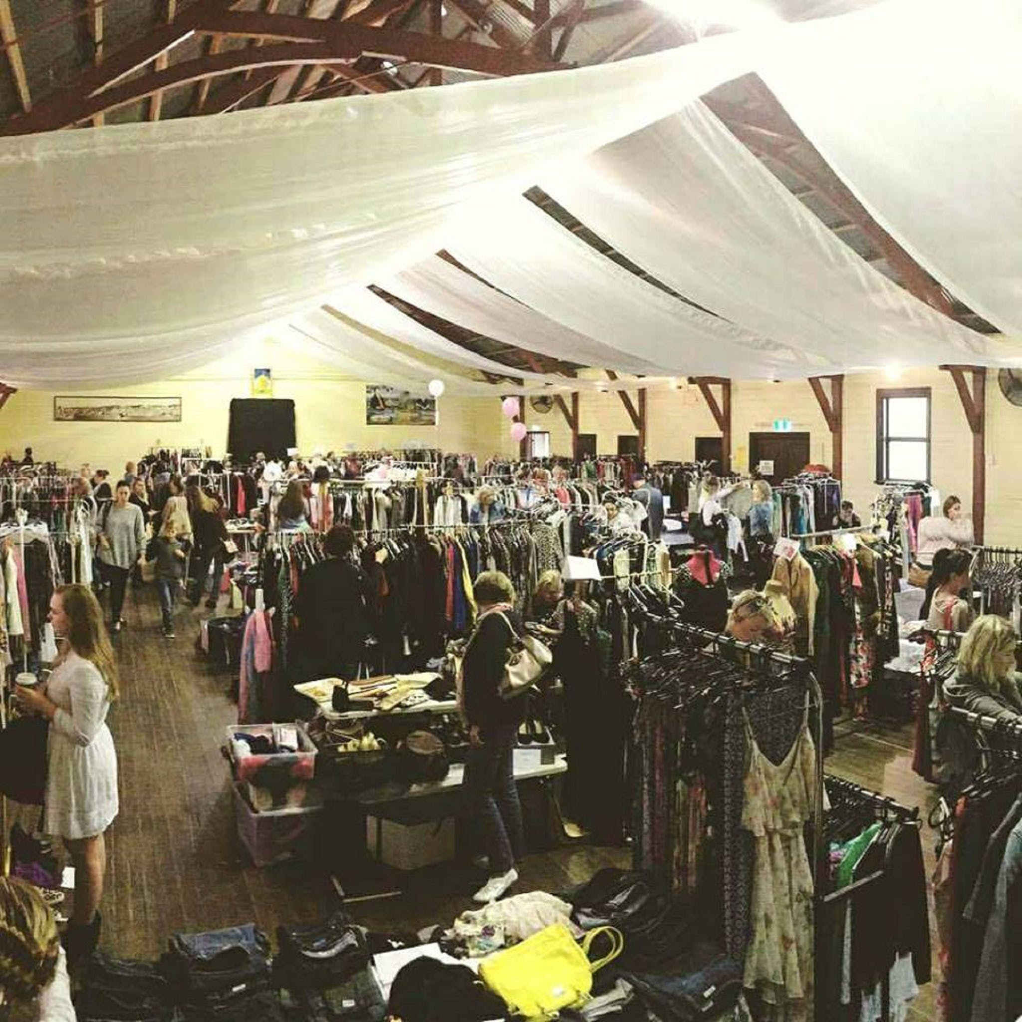 In Her Shoes- Pre- Loved Fashion Market - Accommodation Nelson Bay