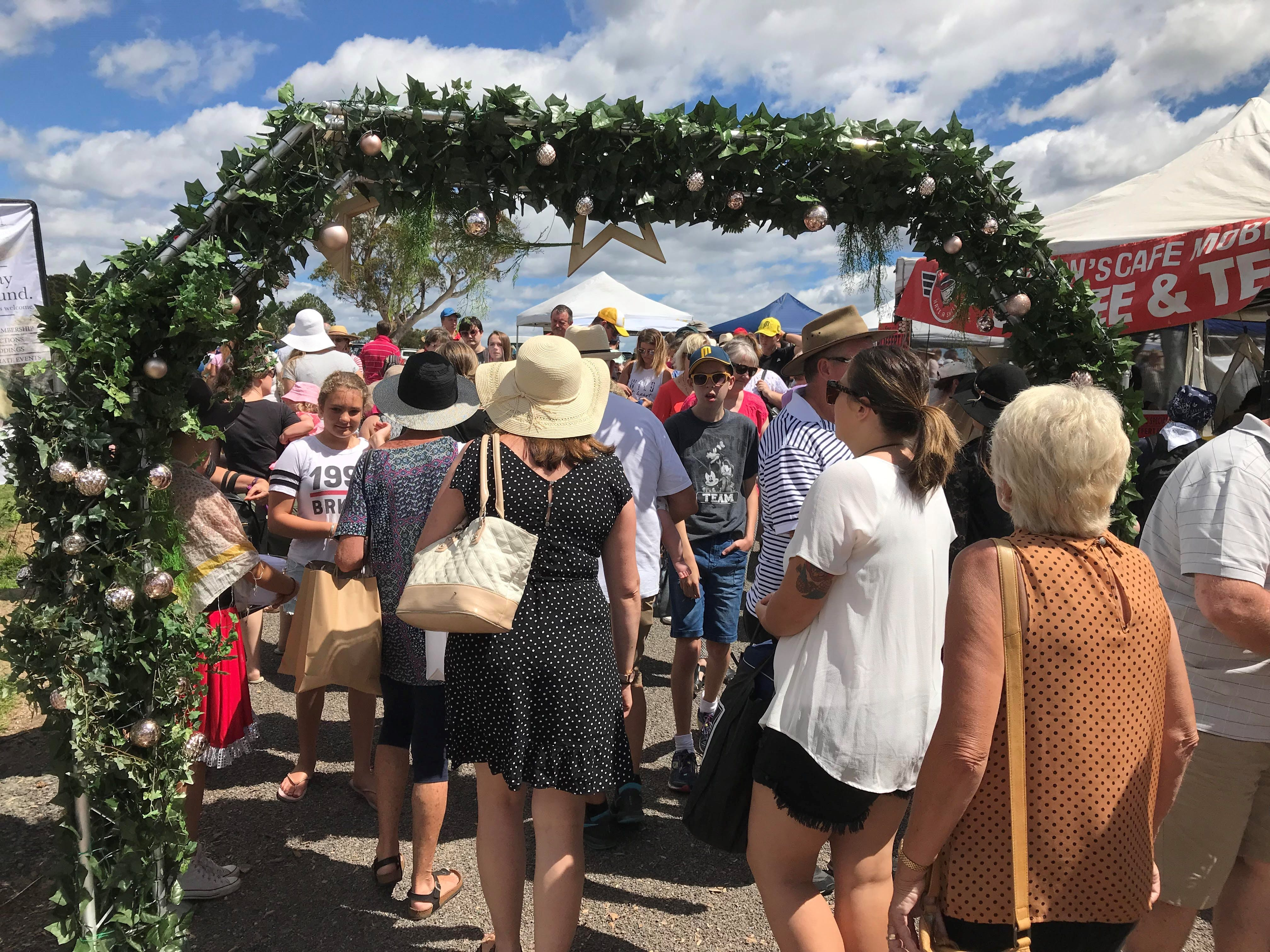 The Christmas Fair Mount Penang Gardens Kariong - Accommodation Nelson Bay