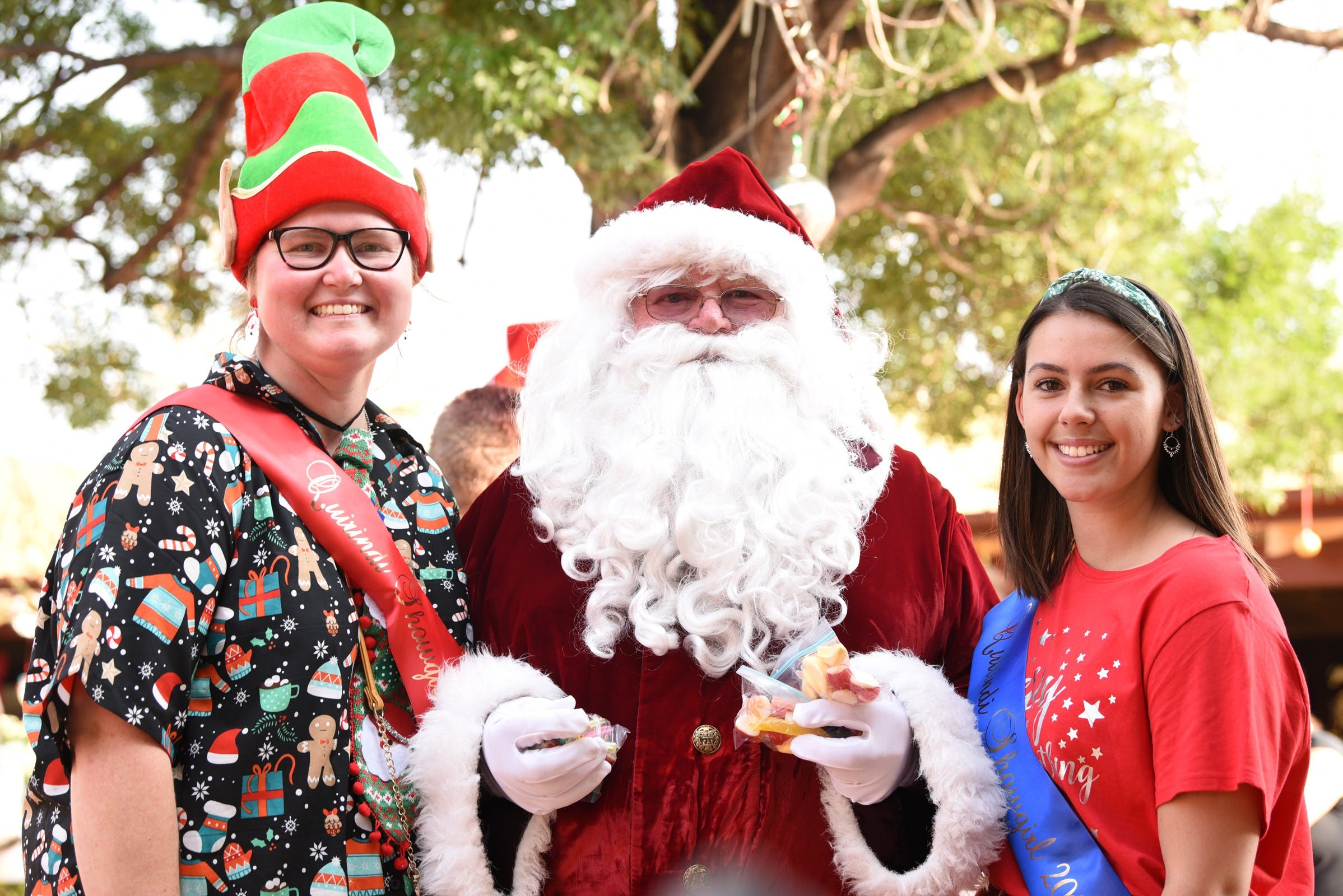 Christmas on the Plains - Quirindi - Accommodation Nelson Bay
