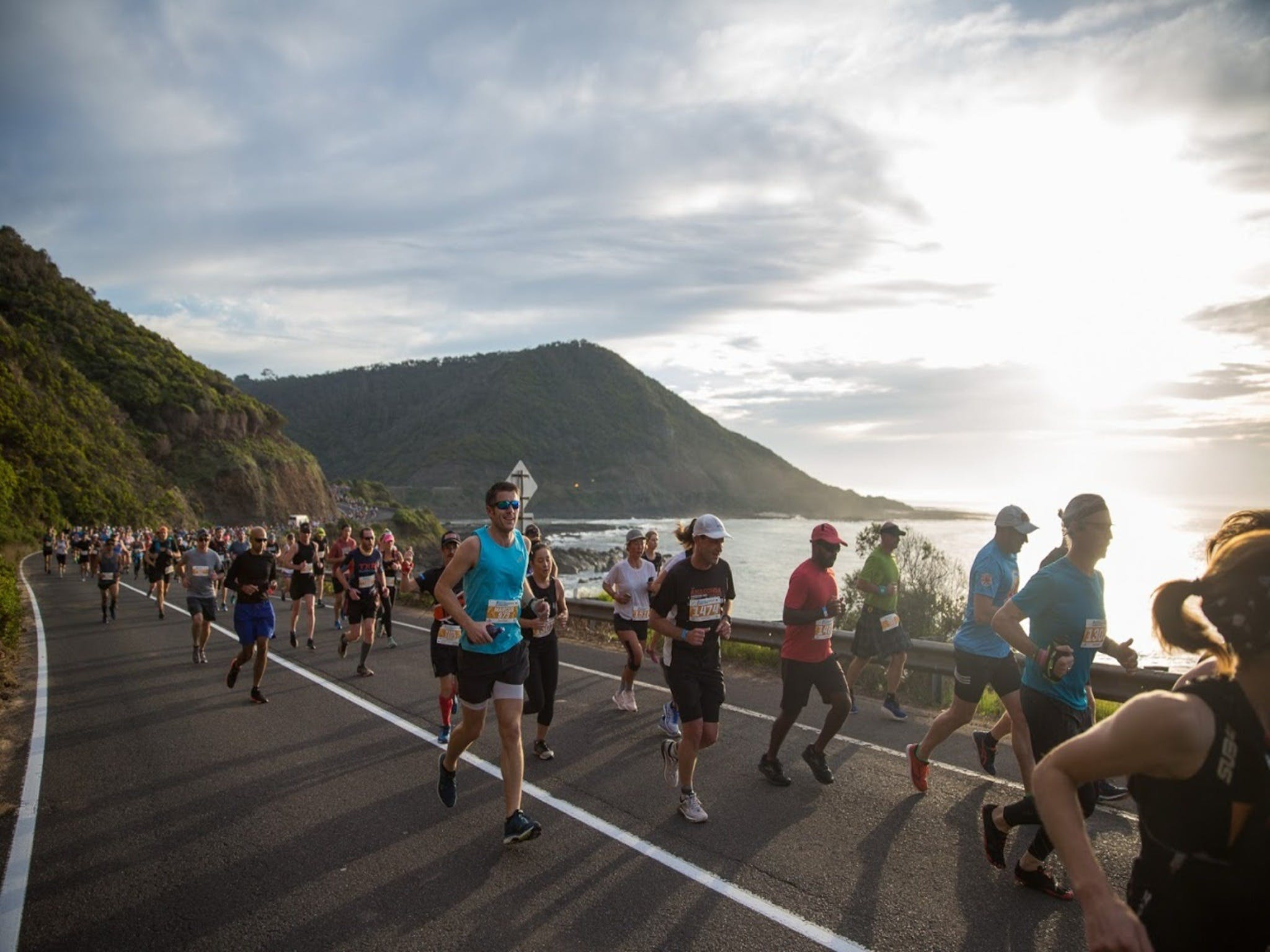 Great Ocean Road Running Festival - Accommodation Nelson Bay