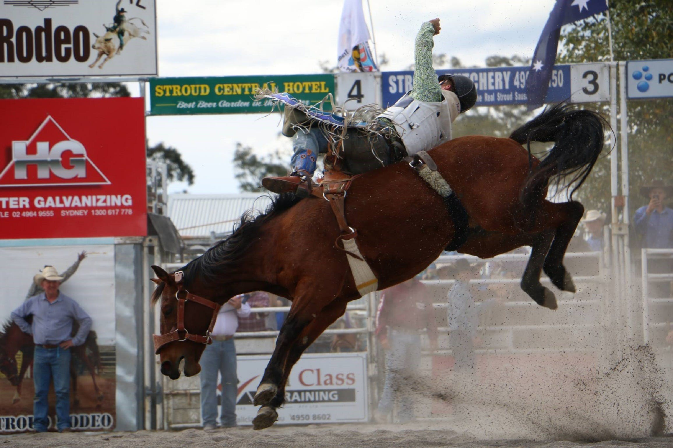 Stroud Rodeo and Campdraft - Accommodation Nelson Bay