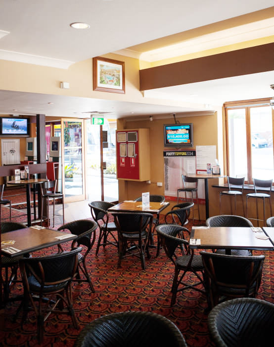 Cecil Hotel - Accommodation Nelson Bay