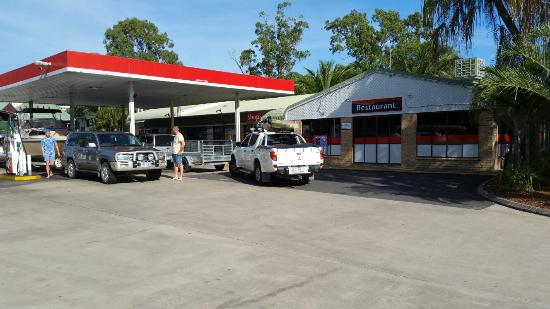 Caltex Agnes Water - Accommodation Nelson Bay