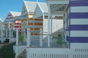 Beach Huts Middleton - Accommodation Nelson Bay