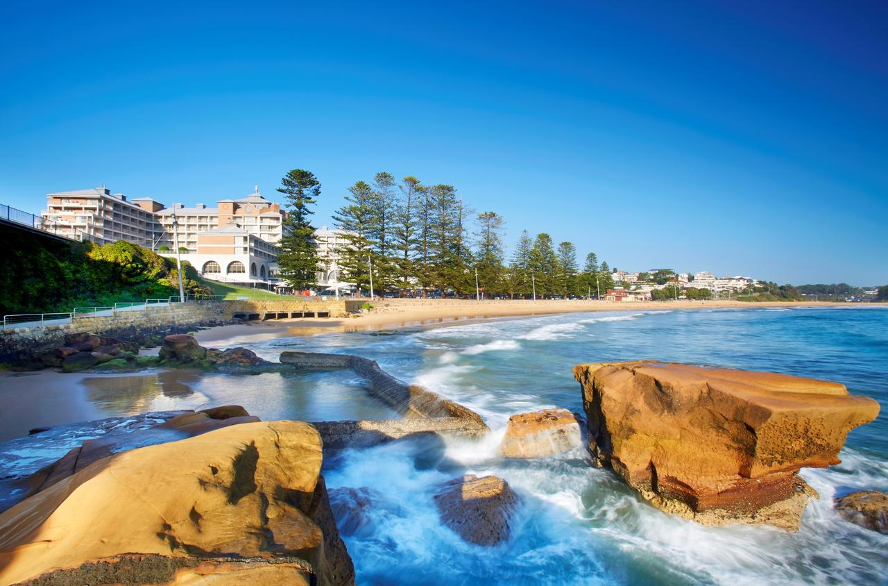 Crowne Plaza Terrigal Pacific - Accommodation Nelson Bay