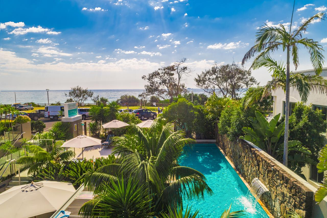 Bayview Beachfront Apartments - Accommodation Nelson Bay