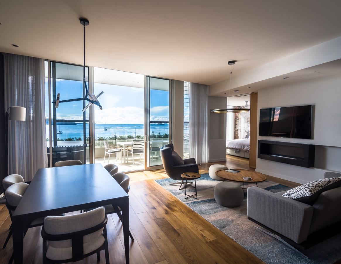 Promenade Penthouse Apartment - Accommodation Nelson Bay