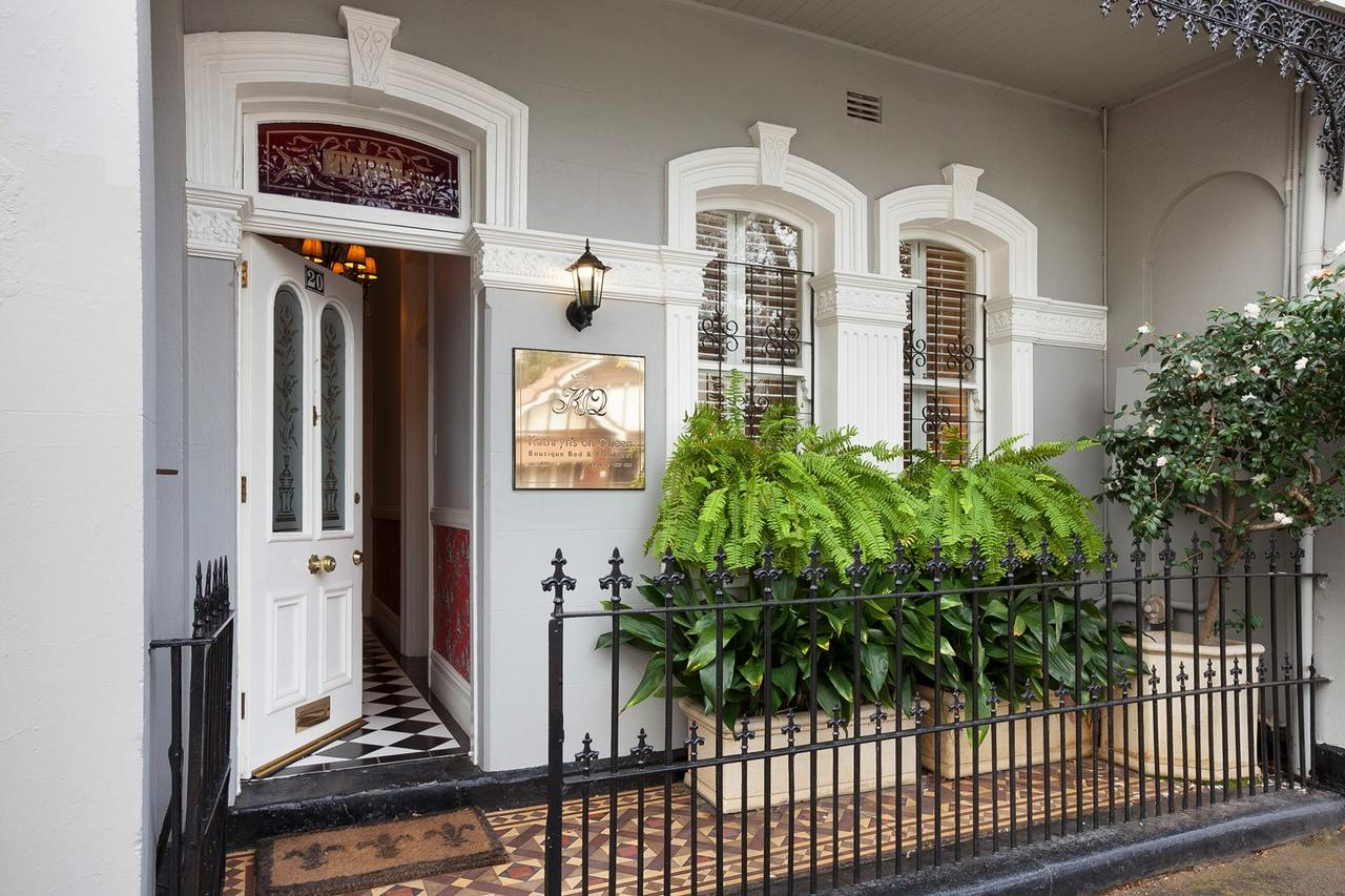Stunning Terrace in Centennial Park - Accommodation Nelson Bay