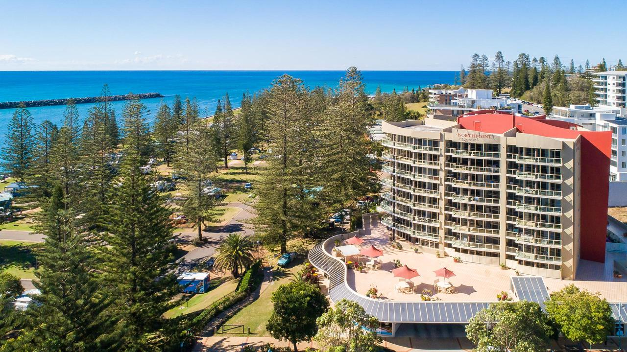 Northpoint Apartments - Accommodation Nelson Bay