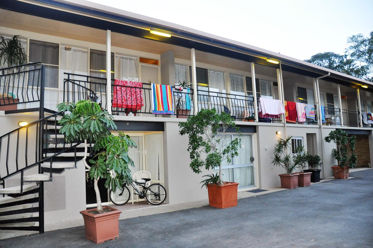Sundial Holiday Units - Accommodation Nelson Bay