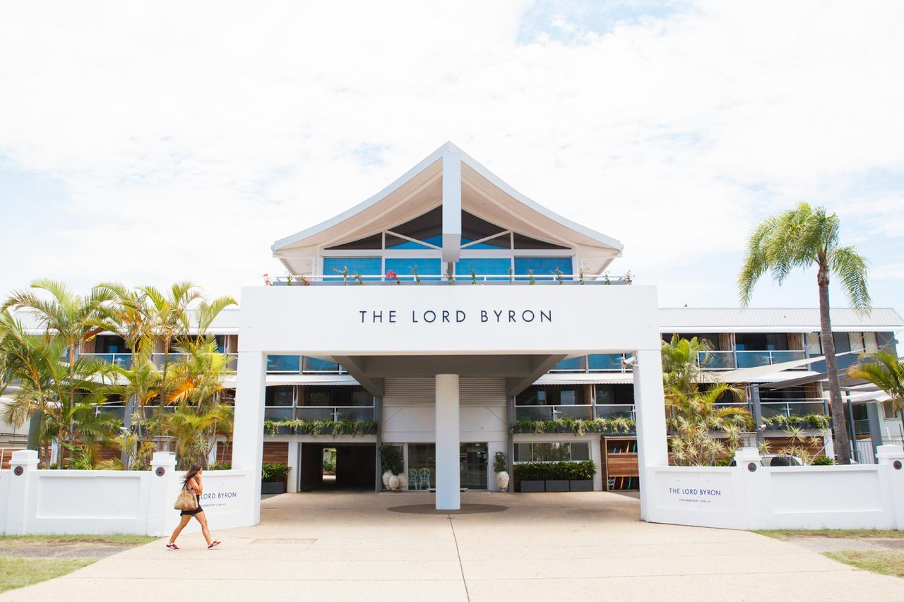 The Lord Byron - Accommodation Nelson Bay