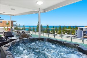 Macquarie Waters Boutique Apartment Hotel - Accommodation Nelson Bay