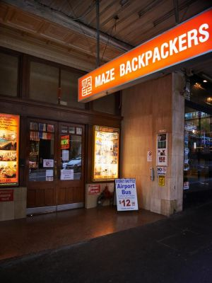 Maze Backpackers - Sydney - Accommodation Nelson Bay
