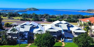 The Observatory Holiday Apartments - Accommodation Nelson Bay