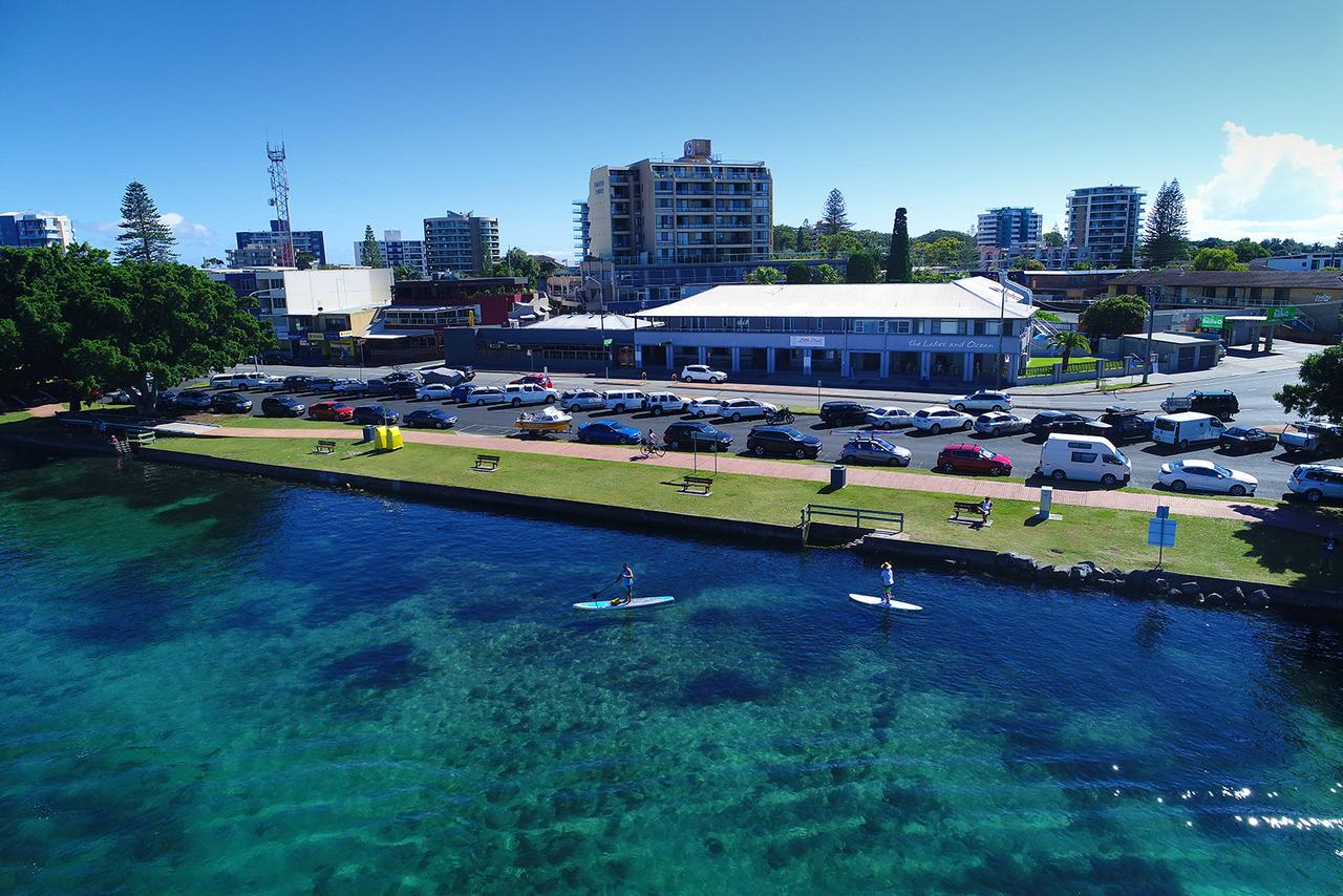 Lakes and Ocean Hotel - Accommodation Nelson Bay