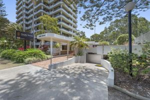 Pacific Towers Beach Resort - Accommodation Nelson Bay