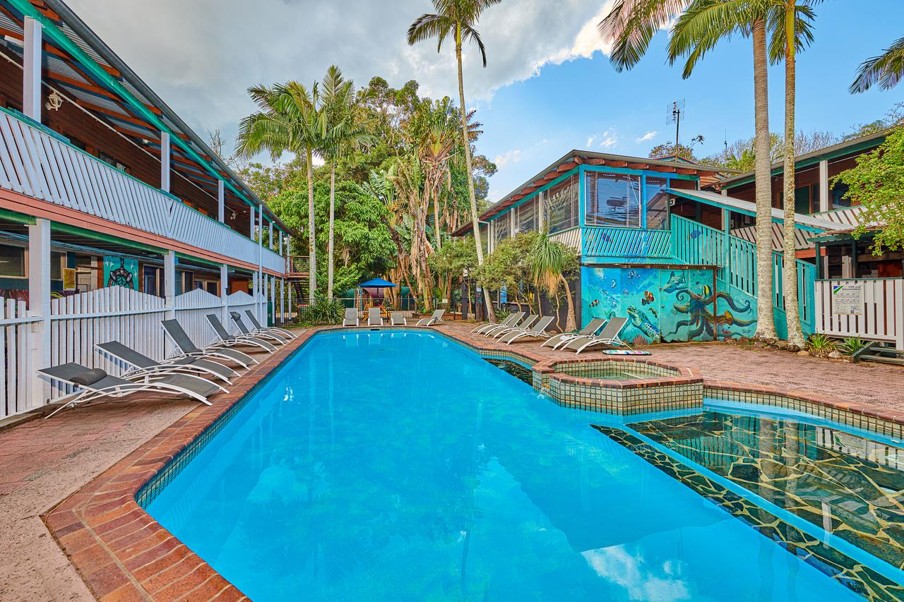 Arts Factory Lodge - Accommodation Nelson Bay