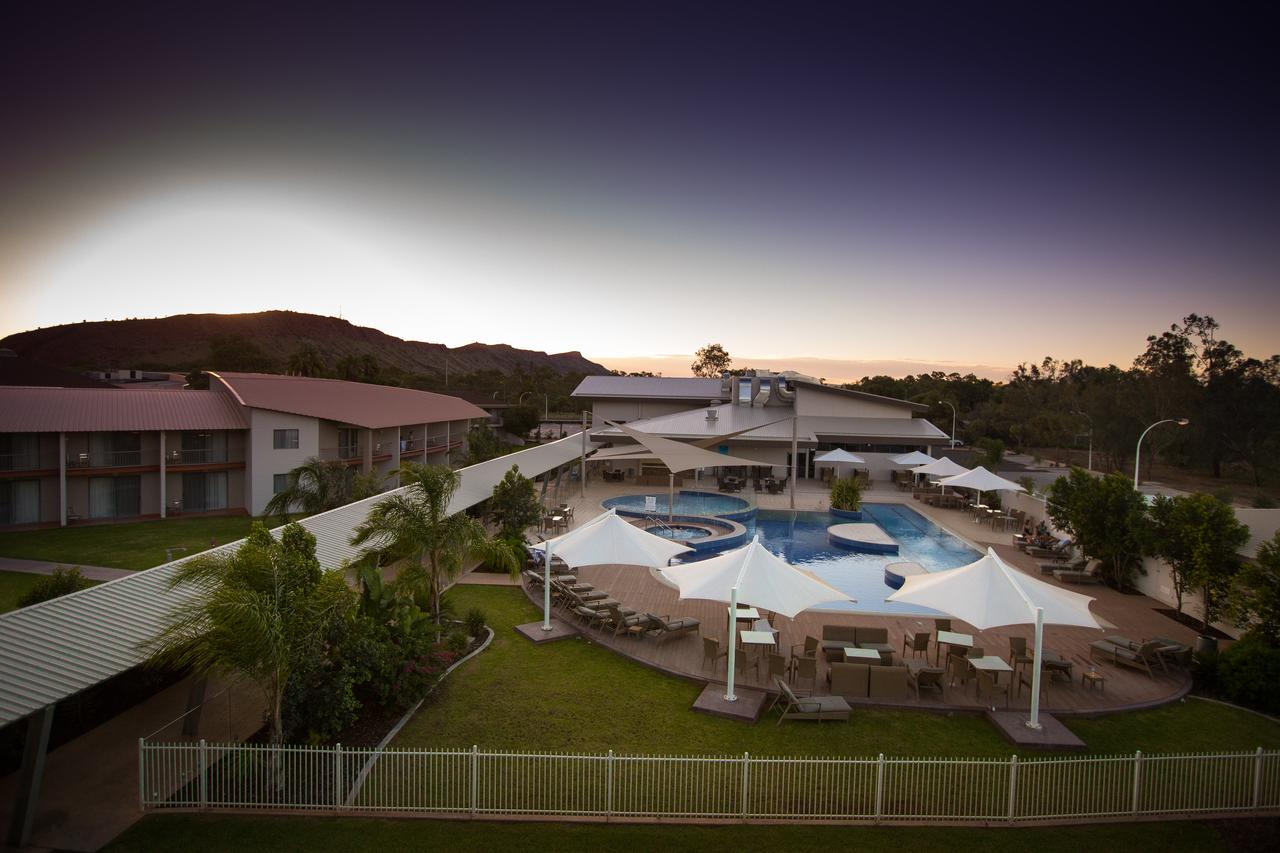 Crowne Plaza Alice Springs Lasseters - Accommodation Nelson Bay