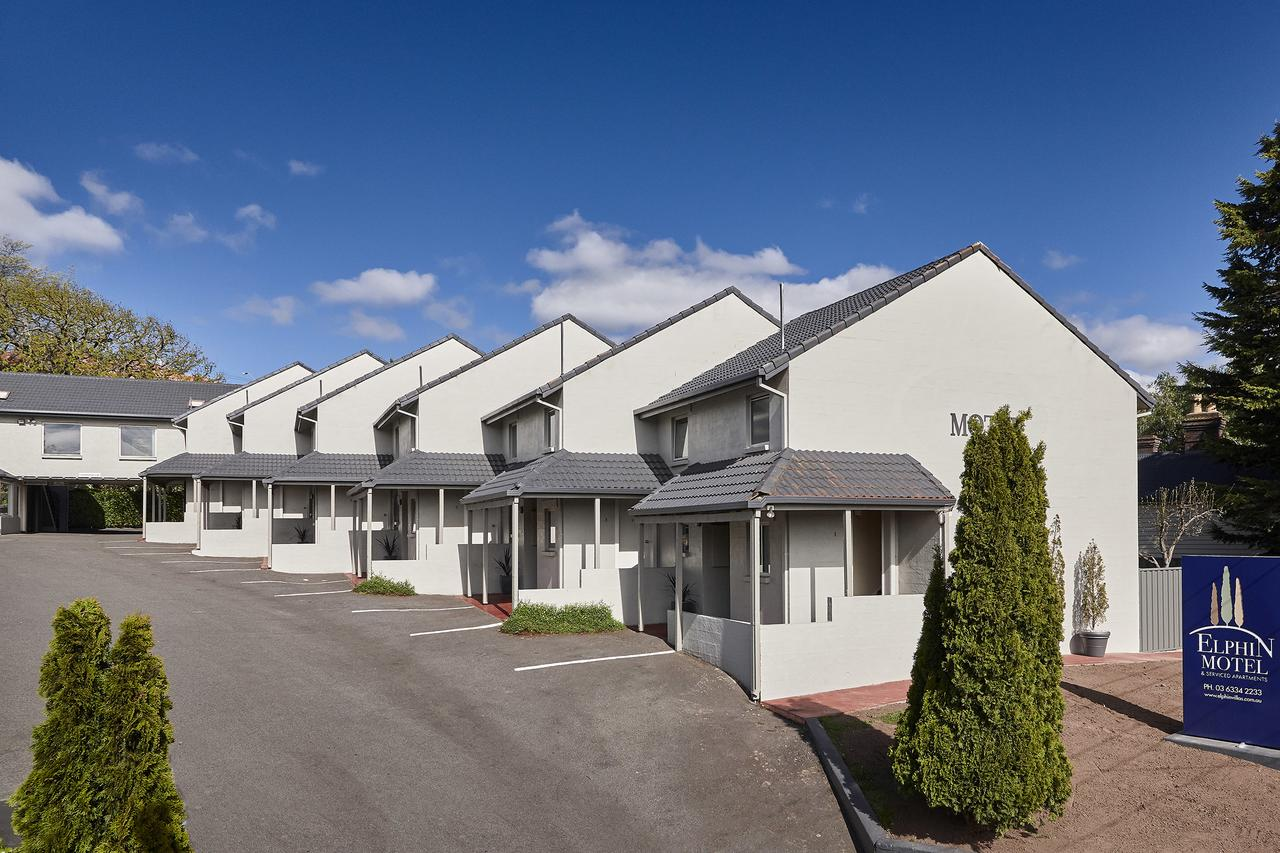 Elphin Motel  Serviced Apartments - Accommodation Nelson Bay