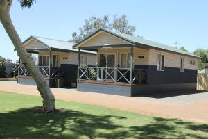 Wintersun Caravan and Tourist Park - Accommodation Nelson Bay