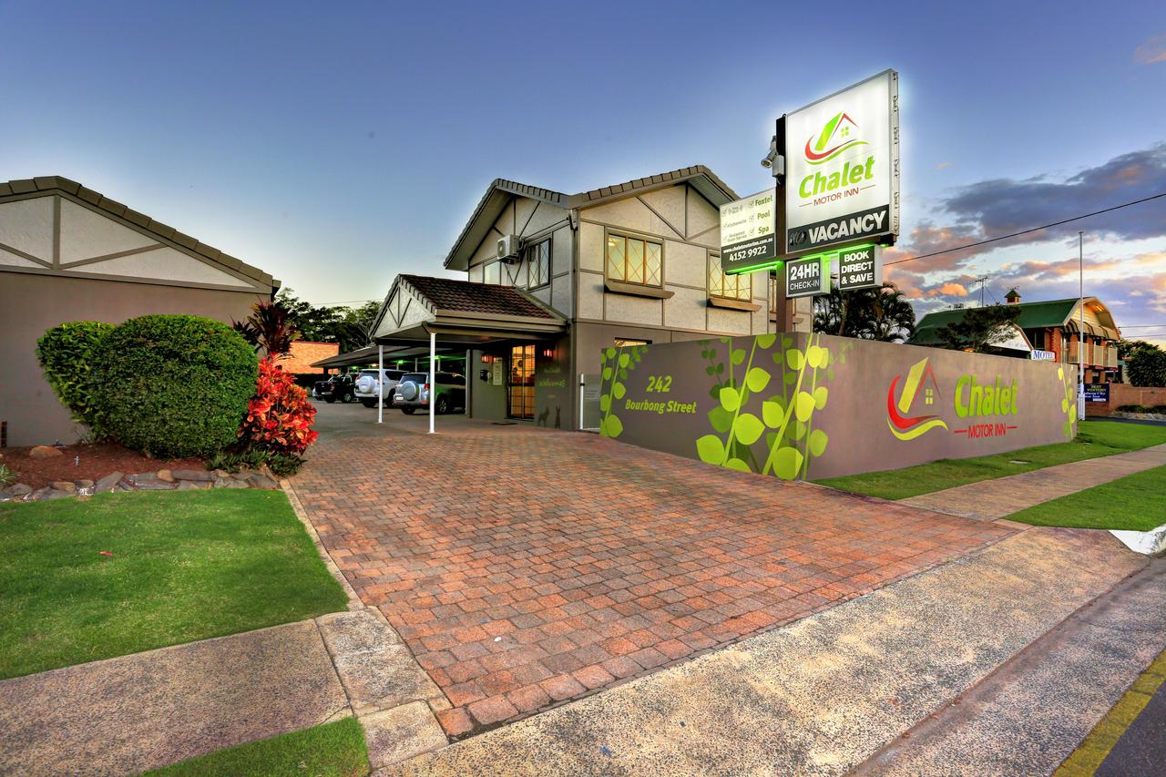 Chalet Motor Inn - Accommodation Nelson Bay
