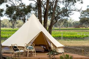 Balgownie Estate Winery Retreat  Restaurant - Accommodation Nelson Bay