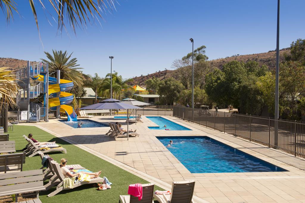 BIG4 MacDonnell Range Holiday Park - Accommodation Nelson Bay